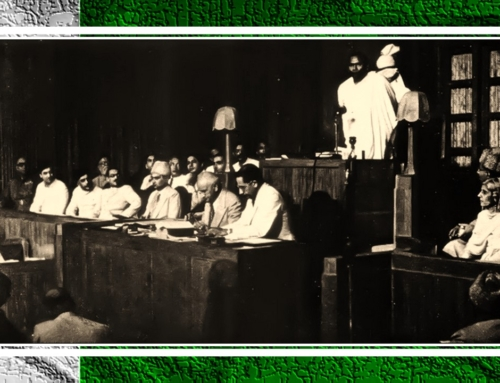When a Hindu inaugurated the Constituent Assembly of Pakistan